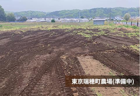 東京瑞穂町農場(準備中)